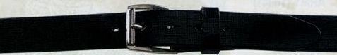 "Genuine Cowhide Leather Garrison Belt (1 1/4"")"