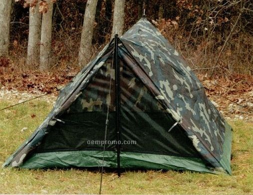 Woodland Camouflage 2-man Trail Tent & Woodland Camouflage 2-man Trail TentChina Wholesale Woodland ...