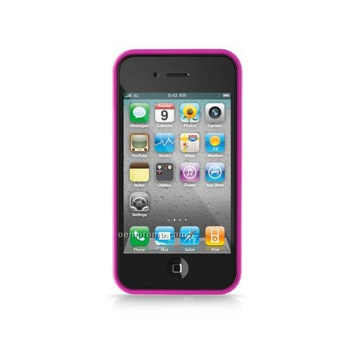 holster iluv flex gel case for iphone 4 cdma iluv iphone tpu thermo ...