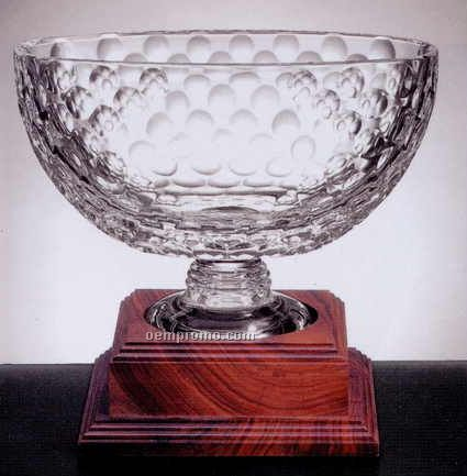 Medium Golf Bowl Award