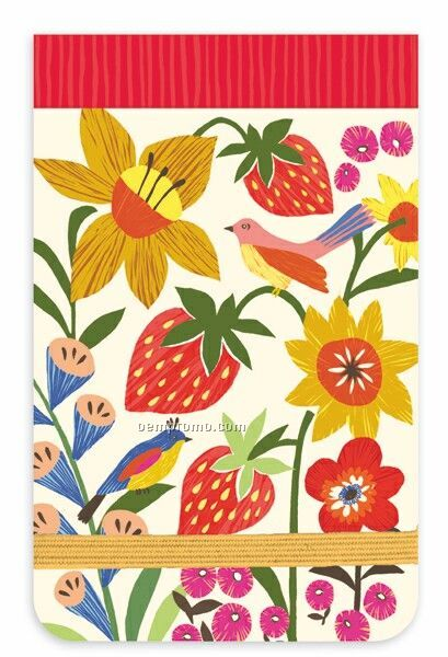 Berry Field Mini Journal 6-pack