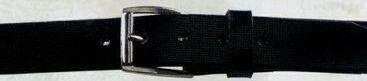 "Genuine Cowhide Leather Garrison Belt (1 1/4""X50"")"