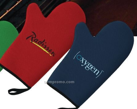 Neoprene Oven Mitt (Direct Import-10 Weeks Ocean)