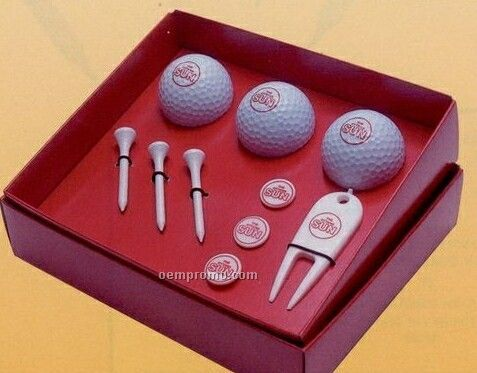 Pro Golf Gift Package