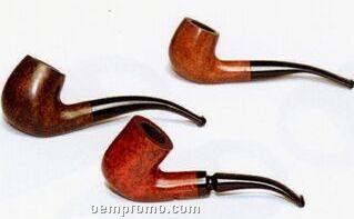 3 Greek Briar Pipe Trio