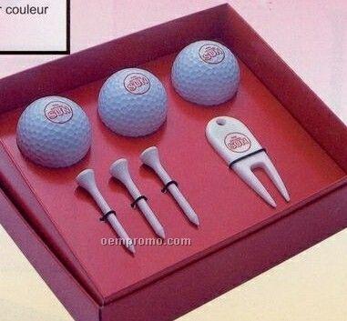 Midget Golf Gift Package