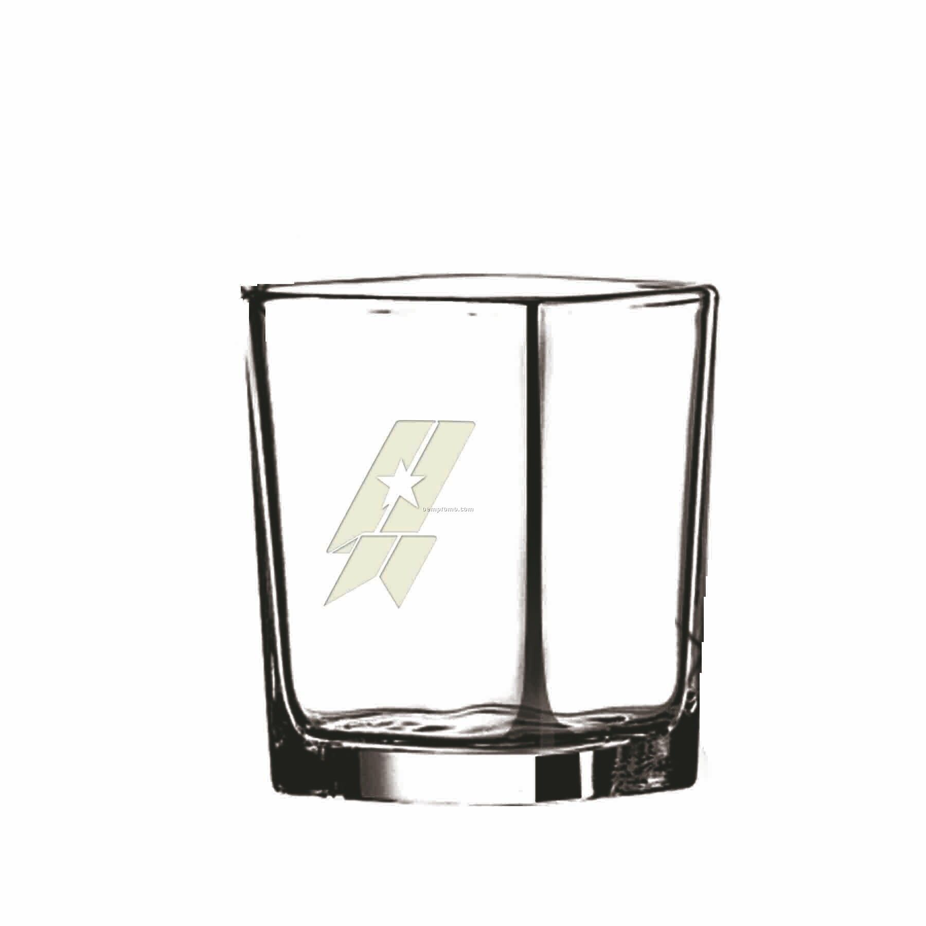 2 Oz. Shooter Selection Wide Mouth Drinking Glass (Deep Etch)