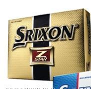 Srixon Z Star Xv Golf Ball With Urethane Cover - 12 Pack