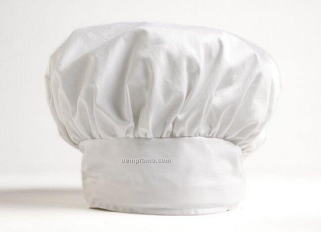 White Chef Cap