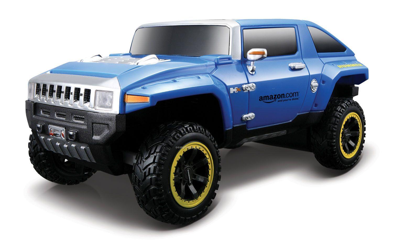 """1/24 Scale 7"""" Remote Control Car 2008 Hummer Hx Concept"""