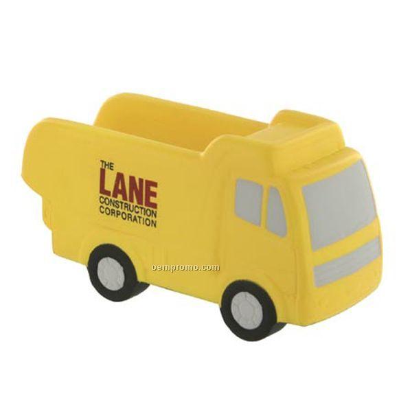 Dump Truck Squeeze Toy