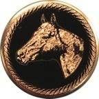 "Mylar - 2"" Horse"