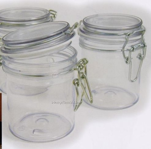 Specialty Containers - Glass Mason Jars