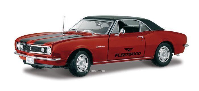 "9"" 1967 Chevrolet Camaro Z28 Coupe Die Cast Replica Vehicle"