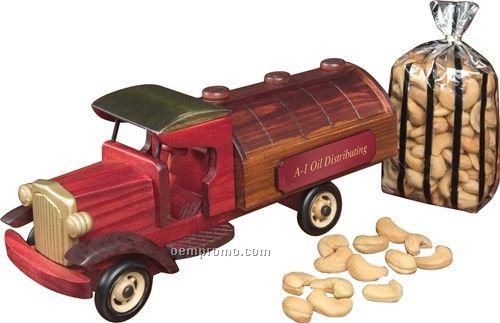 Classic 1927 Tank Truck W/ Extra Fancy Jumbo Cashews