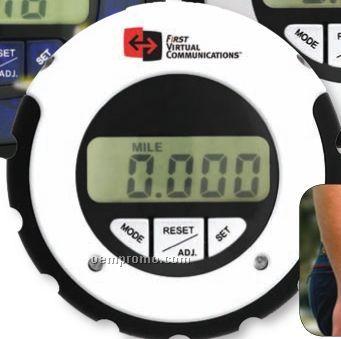 Jogger Pedometer (23 Hour Service)