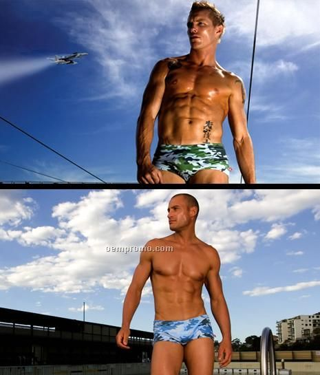 Men's Swimsuit 11