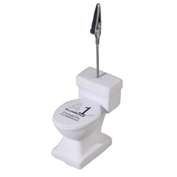 Toilet Memo Holder