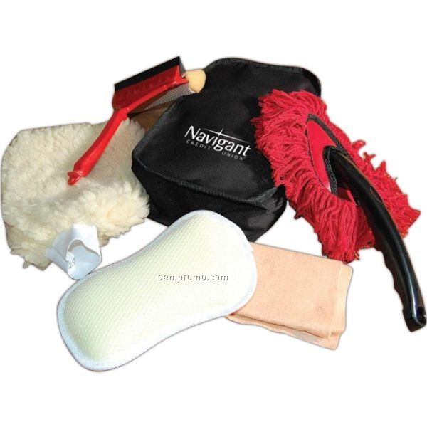 Essentialz Car Wash Kit