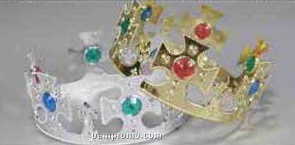 Plastic Kings Crown
