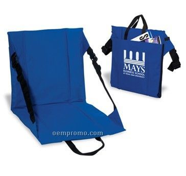 Folding Stadium Seat/ Stadium Cushion