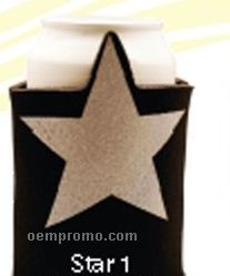 Crazy Frio Beverage Holder - Star 1