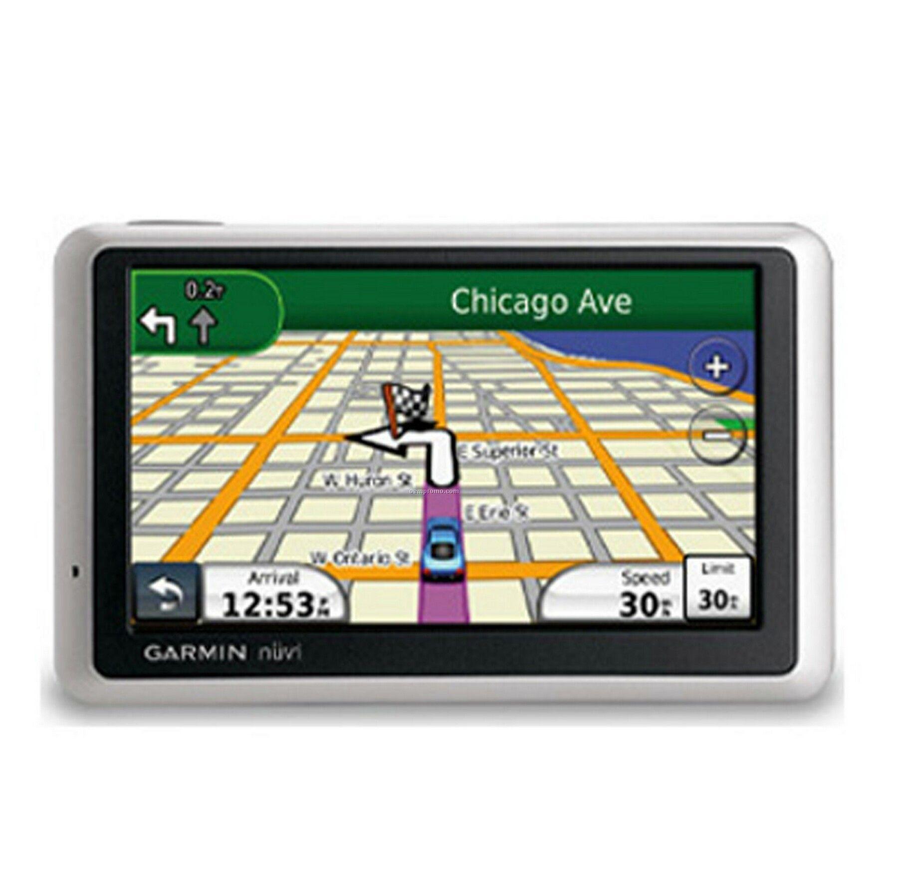 Garmin Navigation Systems For Cars : Garmin nuvi gps vehicle navigation system china