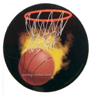 "Holographic Mylar - 2"" Basketball"
