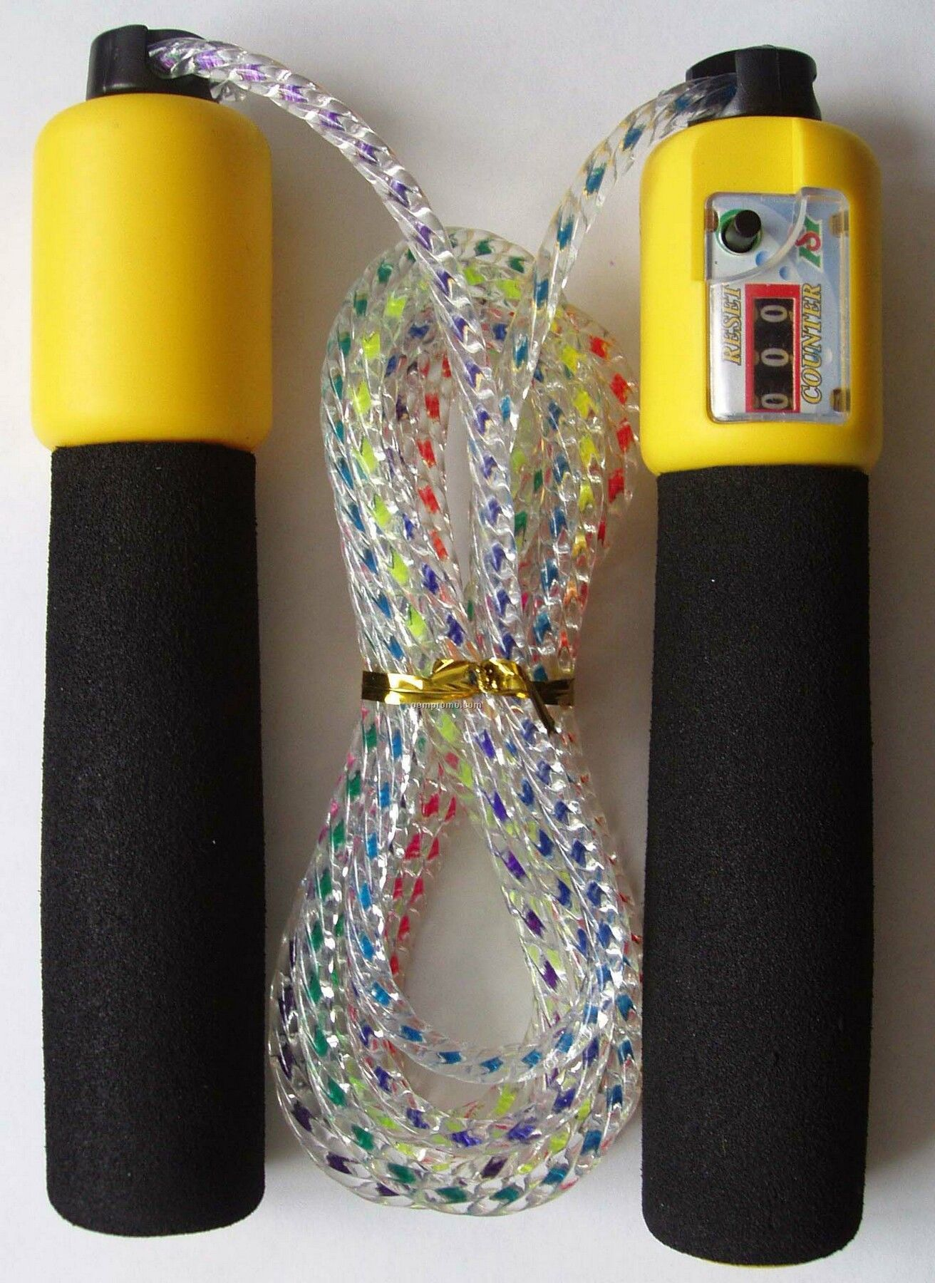 Jumping Rope With Counter