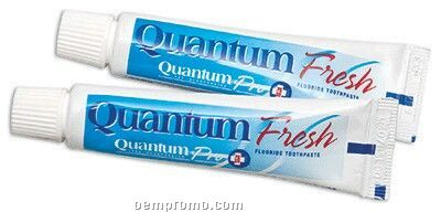 Quantum Fresh Mint Toothpaste