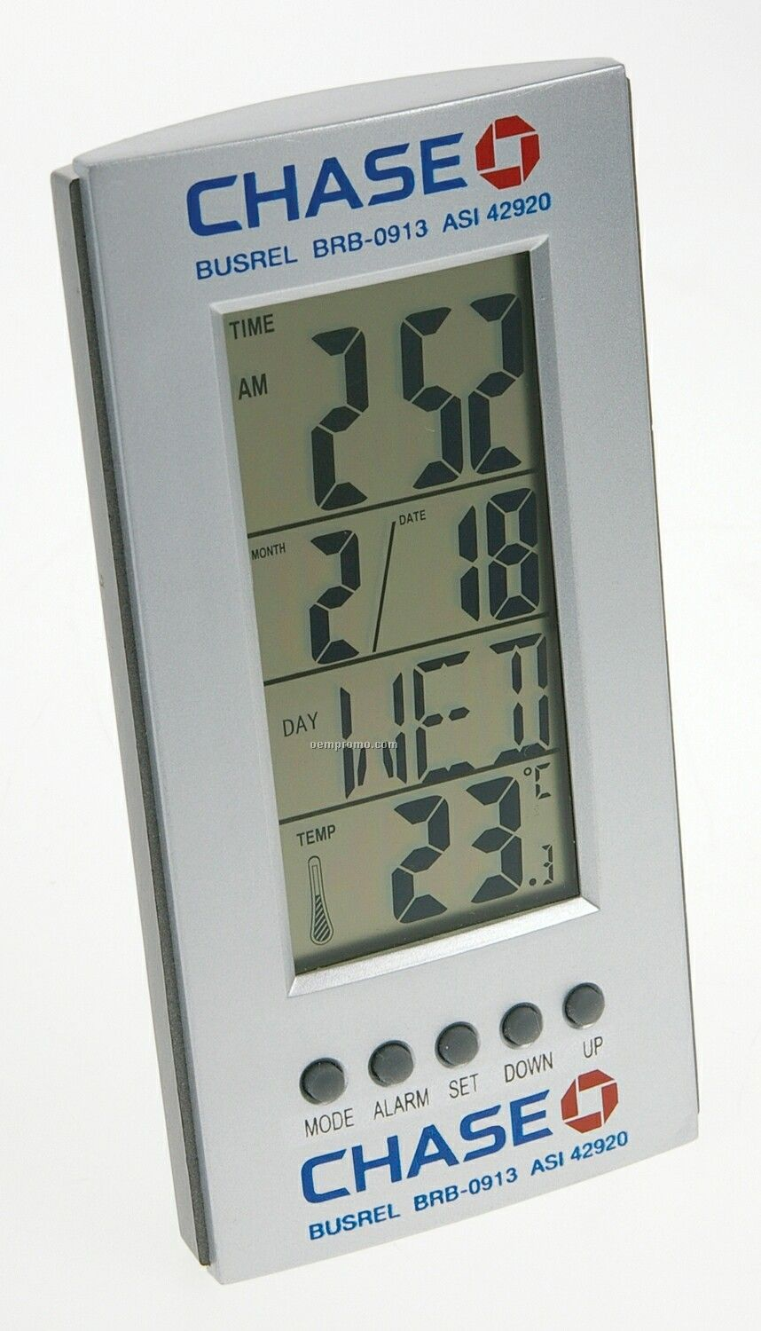 Weather Station Clock & Calendar