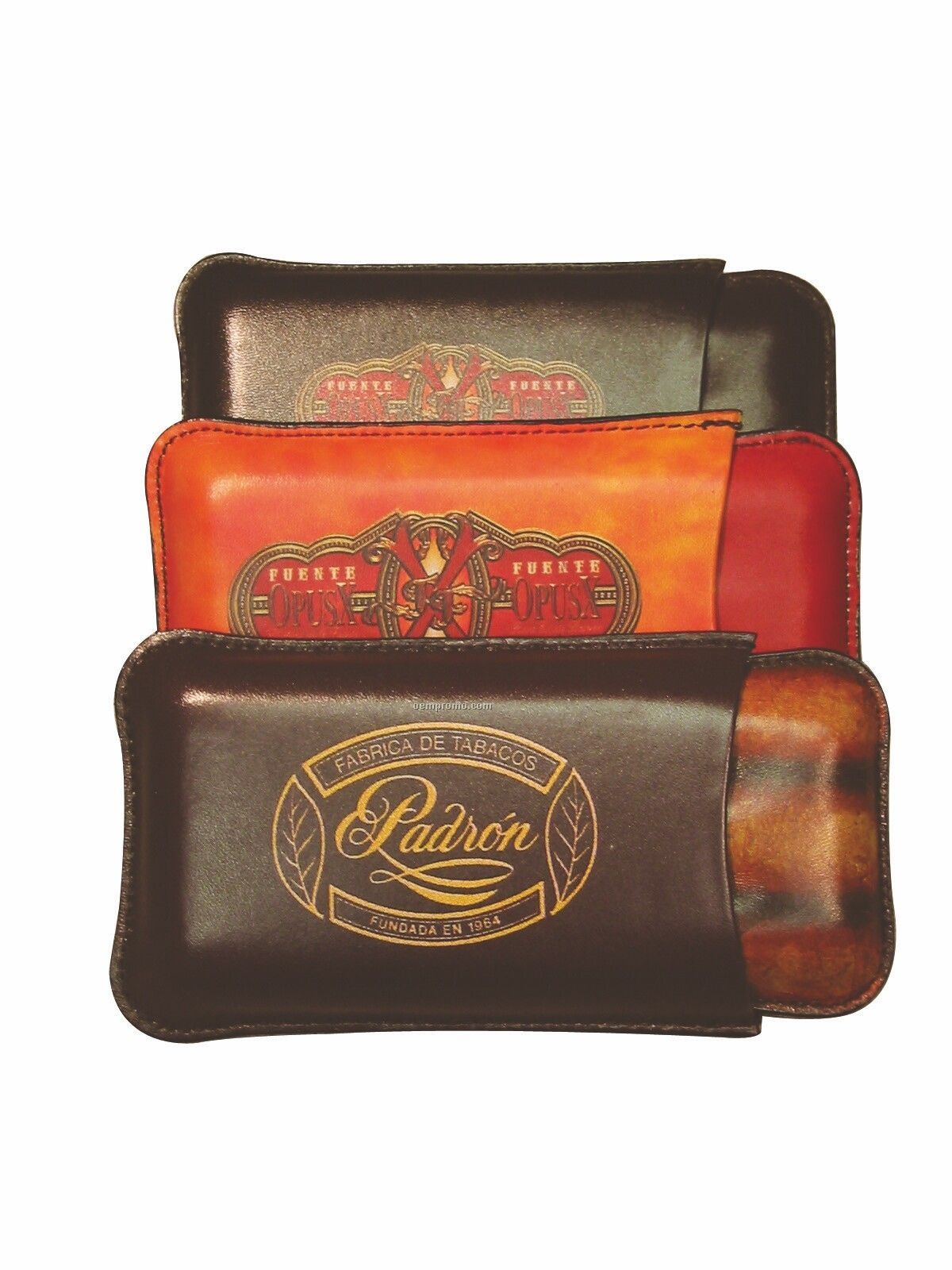 3-finger Cigar Case (1 Side)