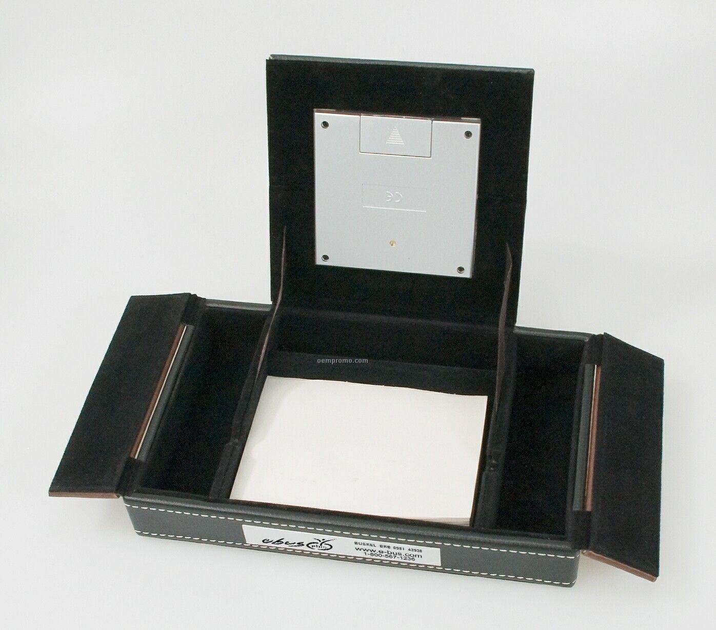 Presidential Series Folding Digital Desk Clock