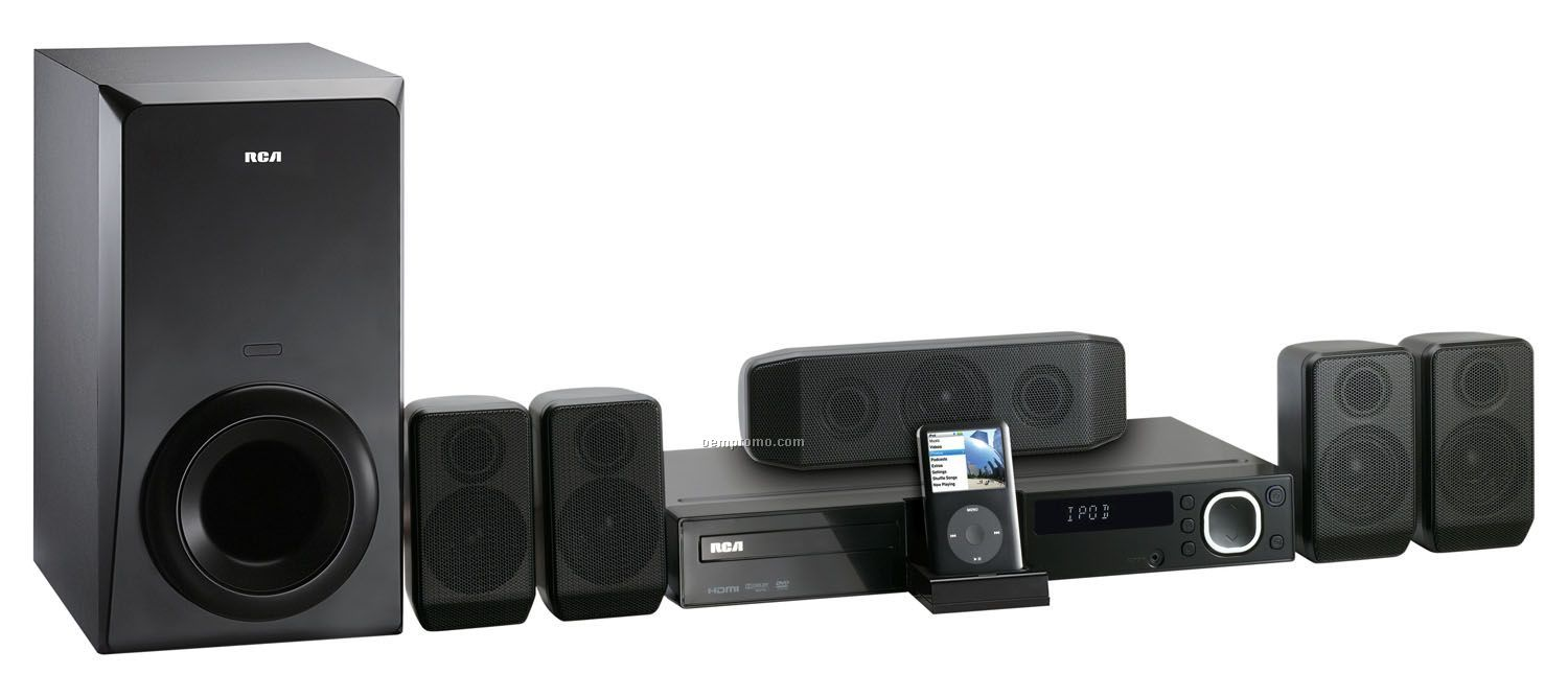 Rca DVD Home Theater System
