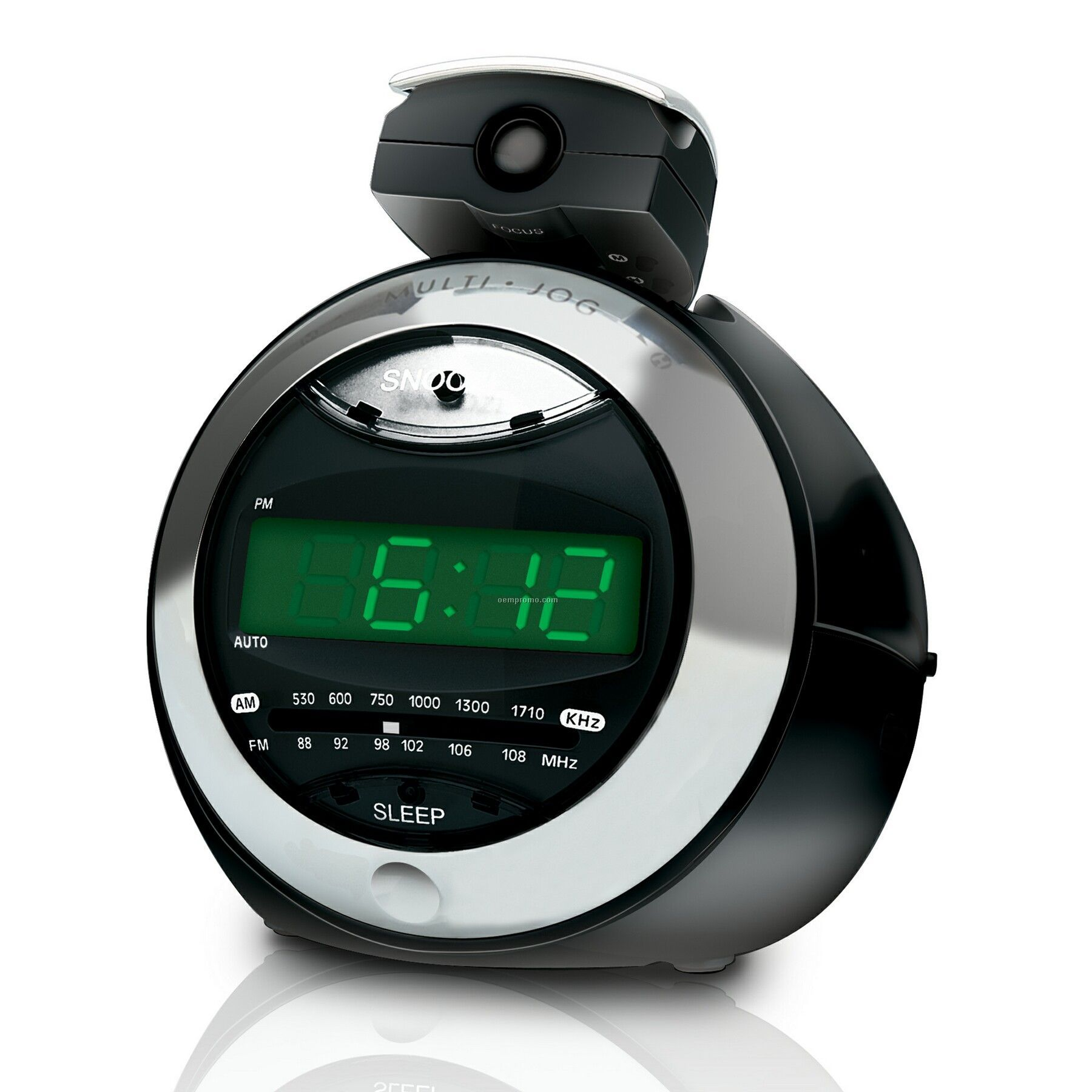 projection alarm clock radio Mpow great multipurpose projection clock will do more than just display time  small in size, great in practicality mpow compact projection clock does not.