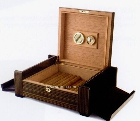 Mardi Gras Decatur Humidors (65 Cigar)