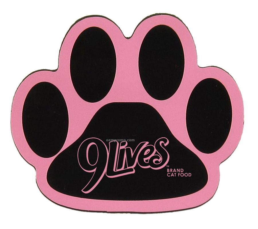 Paw Shaped Magnet