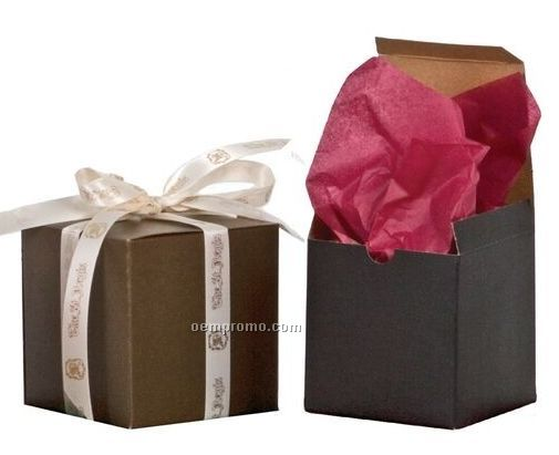"Tinted Gloss Gift Box (6""X6""X6"")"