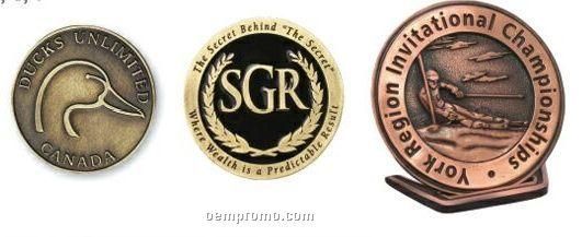 """Faro Domestic Series Classic Coins (2"""")"""