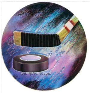 "Holographic Mylar - 2"" Hockey"