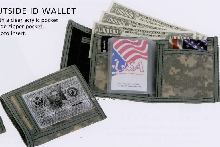Original Outside Id Wallet