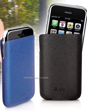 Iluv Leather Holster Case For Iphone