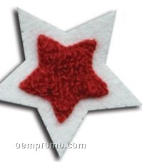 """Sports Emblems Chenille Patches (3"""" To 7"""")"""