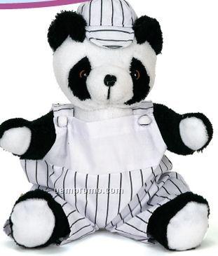 Boy Train Engineer Bear Uniform
