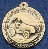 "2.5"" Stock Cast Medallion (Automidget)"