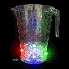 48 Oz. Light Up Pitcher W/ Multi Color LED