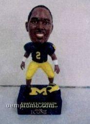 "8"" Custom Bobble Head Doll W/ Custom Color Print Box"