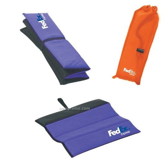 Folding Stadium Cushion/Seat Mat