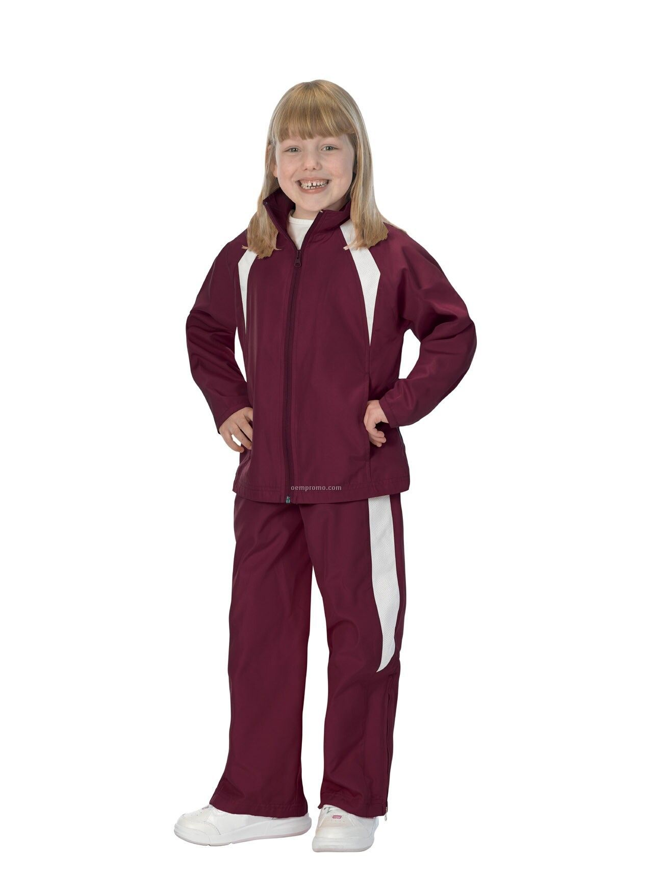 Girls' Team Pro Pant (S-l)