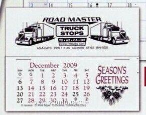 Sos Peel-n-stick Calendar - Mini